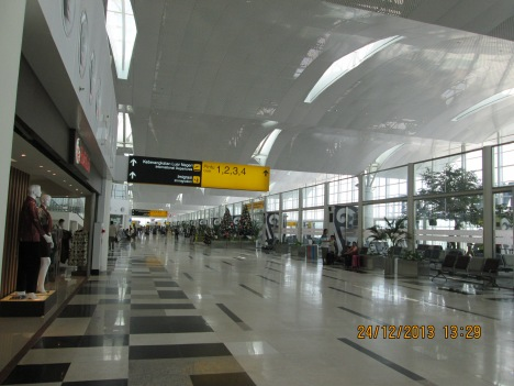 Kualanamu International Airport, Medan, Indonesia