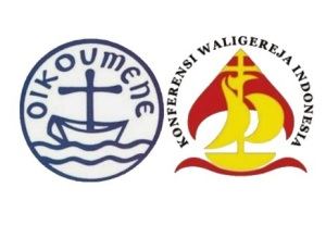 Ilustrasi: logo PGI dan KWI